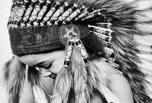 Native Americans / My family is of Cherokee descent.  / by Alicia ☆