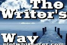 Plot Inspiration for Writers / Plot whisperings to move you from where you currently are in imagining and writing a novel, memoir, or screenplay to writing the story all the way to the end.  / by Martha Alderson, Plot Whisperer