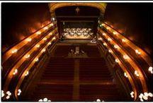 Teatro Verdi Firenze / Il Teatro dell'Orchestra della Toscana visto da Marco Vanchetti. ||||| The theater of Orchestra della Toscana seen through the eyes of Marco Vanchetti.