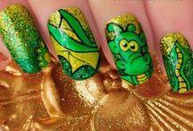 Did someone say nail art!? / by Katrina Mattingly