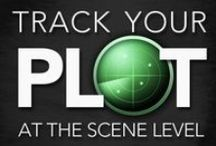 Plot Support for Writers / Resources to help you pre-plot, plot, and re-plot as you imagine, write, and rewrite your novel, memoir, screenplay. / by Martha Alderson, Plot Whisperer