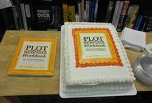 My Plot Books / Plot writing books and ebooks I've written for writers.  / by Martha Alderson, Plot Whisperer