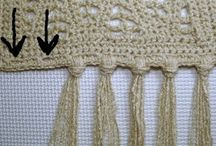 Crochet • Stitches, trims & tips / by Sha Artavia Solis