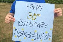 30 Years of Wishes / With the help of generous donors and more than 250 volunteers, Make-A-Wish Central & South Texas has granted more than 3,800 wishes to children in 40 counties since 1984.