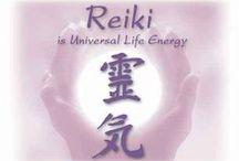 Reiki / Reiki helps balance mind, body and spirit