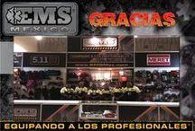 Eventos / Participación de EMS México en diversos eventos dentro de la República Mexicana.