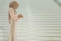 Hijab tyyli>♥<Hijab style