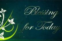 Blessings and Positivity / BLESSING - blessings, ceremonies, house blessing, positive thoughts, Blessing for Today -  For EACH NurseHealer TOPIC: WEB Resources, BLOG Category and PINTEREST Board -  http://www.nursehealer.com/home/topics