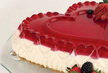 Kaker, bakst, dessert