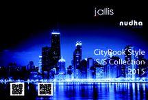 CityLook Book S/S Collection 2015 / Selezione Look più trendy della nuova stagione P/E 2015, che hanno un richiamo alle migliori città del mondo.