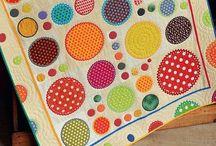patchwork körök