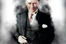#Mareşal #Gazi #Başkomutan #Başöğretmen #Lider #Mustafa Kemal ATATÜRK / Minnettarız Yüce Atatürk Olmasaydın Olmazdık