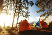 Camping / The best ways to camp and the best places to do it!