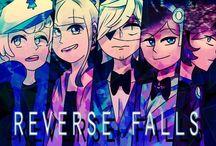 Revers Falls