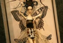 Ooak Dolls / Ooak  - 'One of a Kind' Doll inspiration