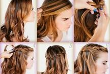 Tutoriais - Hair
