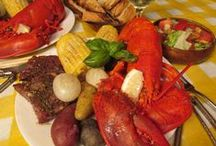 Seafood Hui / Food from the Sea