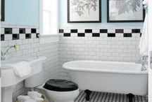 Bathroom ideas / by Karen Chadwick