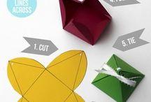 DIY dobozok/ DIY boxes