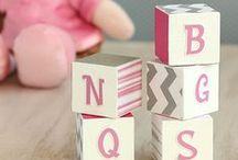 Alphabet Learning / Activities and crafts to help kids learn and practice their ABCs! / by Dyan (And Next Comes L)