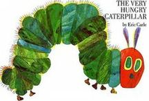 The Very Hungry Caterpillar & Other Eric Carle Inspired Activities / Activities and crafts for kids based on The Very Hungry Caterpillar book or other Eric Carle books. / by Dyan (And Next Comes L)