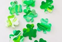 St. Patrick's Day / St. Patrick's Day activities and crafts, including ideas for kids! / by Dyan (And Next Comes L)