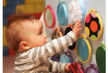 Baby Play & Toddler Activities / Activities for babies and young toddlers.
