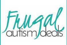 Frugal Autism Deals / Frugal Autism Deals features the best deals and freebies to make life with autism a bit more affordable. Here's what has been featured on www.frugalautismdeals.com / by Dyan (And Next Comes L)