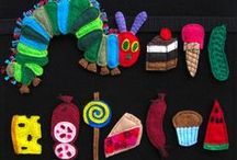 Felt Board Play / All things related to felt boards for kids, including DIY felt boards, travel boards, and activities for play on the felt board. #felt