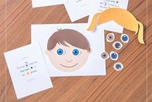 Printables for Kids / Fun printable activities for kids / by Dyan (And Next Comes L)