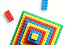 LEGO Activities for Kids / Playing and learning with Lego, duplo, and mega blocks