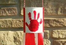 Canada Day / Crafts and activities for kids to do to celebrate Canada Day.