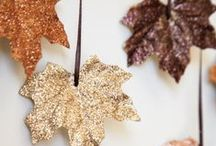 Fall Activities & Crafts / Fall/autumn activities and crafts for kids, home decor, DIY projects, and sensory play ideas. #pumpkins #fall #autumn #seasonal