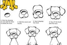 How to drow/ Hogyan rajzold