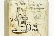 jean michel basquiat / by Susan Hanft