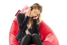 Lots of Beanbags! / A collection of images from various Sumo Lounge photo-shoots. Check out all of Sumo Lounge Beanbags!