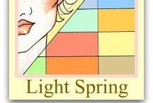 Primavara deschisa (Light / Tinted Spring) / Explicatiile pozelor din album le gasiti pe Chic Book, Blog de culoare si inspiratie. Chic Book: Read the Book, get the Look. www.ChicBook.ro