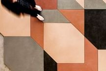 Flooring & Ceramic / Our picks from the world of flooring and ceramic tiles, coverings and bathroom interior.