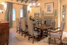 Dining Spaces / Designs for elegance and comfort in dining