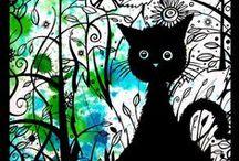 kočky a kočičky