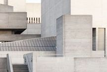 Brutalist Architecture / Out selection of bare squared architecture pics!