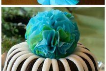 Cakes, Cupcakes and Tarts / baking cakes, cupcakes and tarts