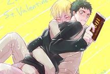 『Sport Animes!!』 / sport animeeeeee | yaoi | BL c: | more yaoi | yolo