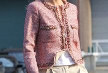 Inspiration Chanel jakker