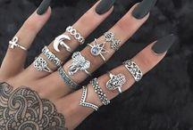 Necklaces, Bracelets and Stuff