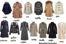 Trenchcoat / Fall Jackets / Fall Coats