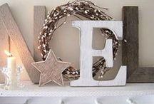 Christmas time / Decorazioni natalizie