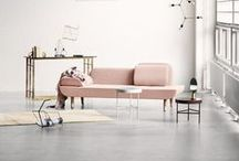 Pretty in Pastels / Working with the softest of hues can create a calm, serene interior
