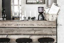 Restaurant Interiors / Discover more stunning interiors, architecture and design around the world.