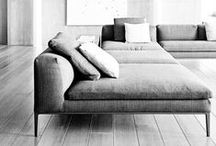 Fifty Shades of Grey / A cool, neutral, and balanced color that adds style and sophistication to any interior.